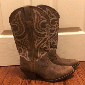 Crush Jealousy Durango cowboy boots